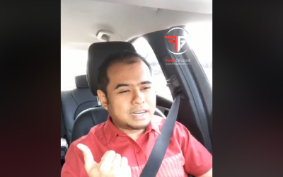 Tutorial Hasilkan Logo Di Video Facebook LIVE